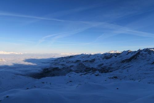雪が無いといまいちな景色。