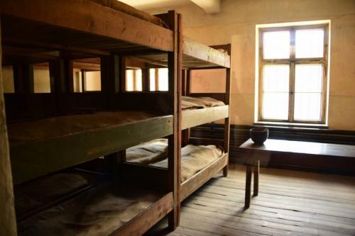 囚人の住居。