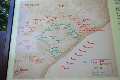 大河ドラマ『真田丸』にはまっている我が家。<br />タイムリーに先週の放送が「小田原征伐」だったので、帰りに小田原城を訪ねてみました。