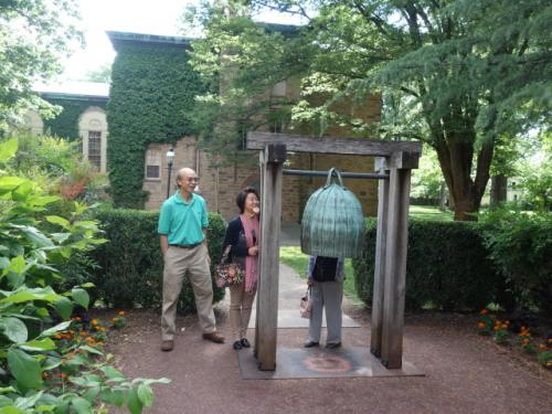 プリンストン大学<br />「自由の鐘」