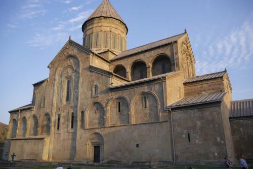 スヴェティ・ツホヴェリ大聖堂! <br /><br />ジョージアのハイライト!!<br /><br />