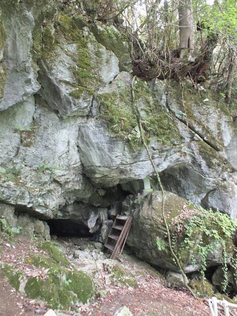 羅漢穴入口