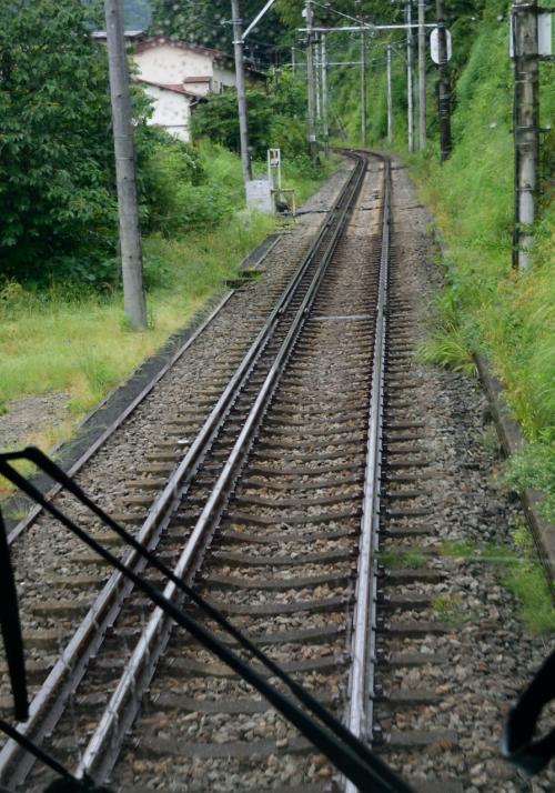『就活ついで旅行 「箱根登山鉄道アレグラ号で、強羅の銀かつ ...