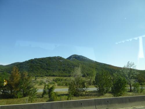 山がちになってきました。