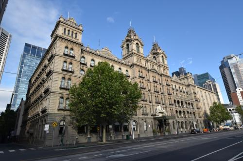 Hotel Windsor<br />111 Spring St, Melbourne VIC 3000<br /><br />ホテルウィンザー<br />1883年建造