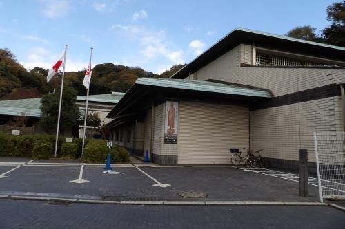 県立金沢文庫。