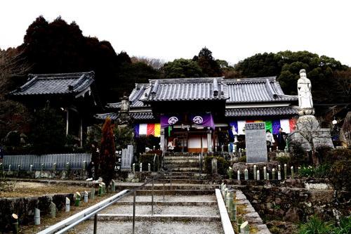 岩戸寺です。<br />国東半島のど真ん中にあります。