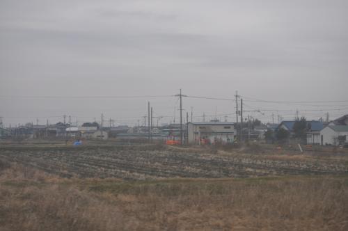 加古川線が離れていきます。