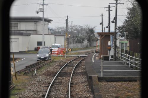 次は田原駅です。