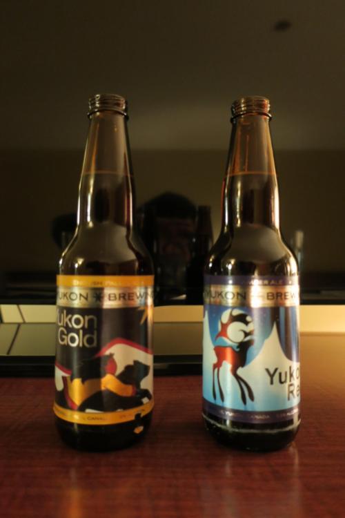 こちらのビールは部屋に持ち帰り。<br />お土産用に買いたかったけど酒屋がお正月休みでゲットならず。