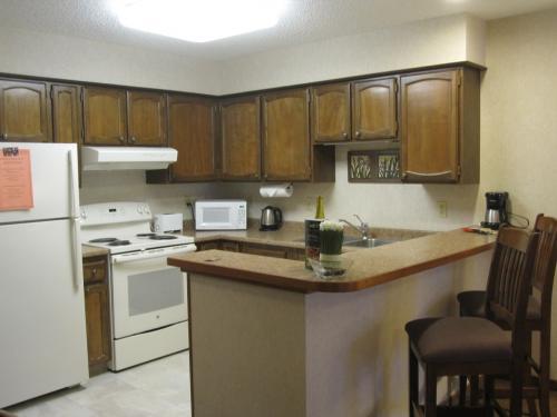 キッチンも綺麗です。使い勝手もよかったです。