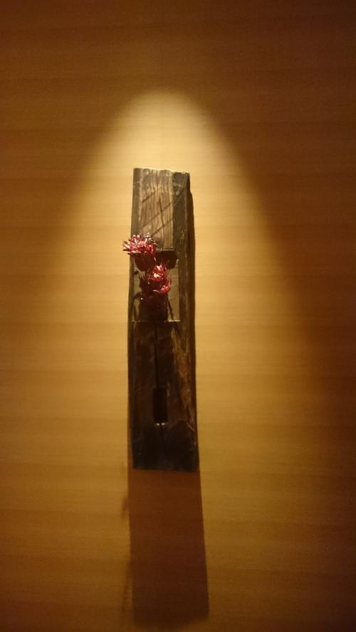 花器は古木だ和。