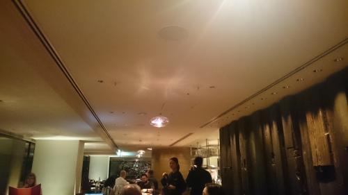 トラットリア セッテ<br />ホテル内のイタリアン レストランを予約していました。予約していた時間よりも早く案内できると、チェックイン時に伝言がありました。