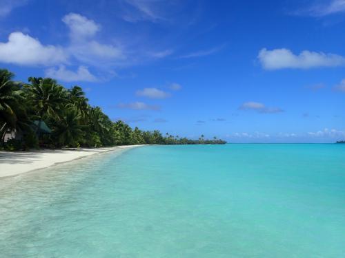 一つ目の島AKAIAMIに上陸<1>