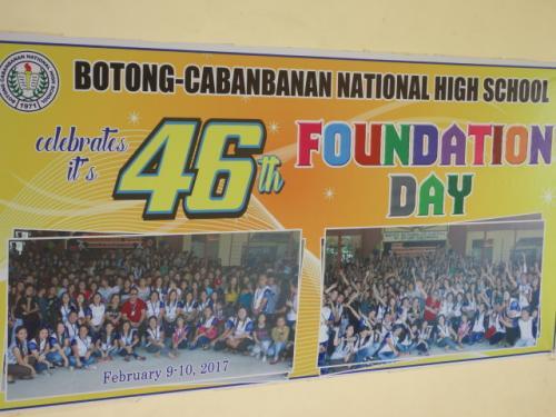 ボトン・カバンバナン学校訪問
