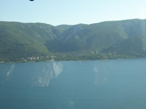 ネウムを出発して再びクロアチアに向かいます。
