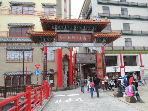 予定よりも早く中華街に突入。<br /><br />辺りには中国人観光客がたっくさん!<br /><br />本当の中国みたい(笑)<br />こんな演出、求めてないけどー。
