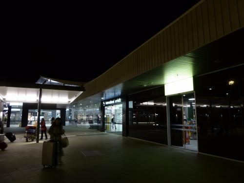 空港の内外の作りが何となくシドニー空港に似ている。