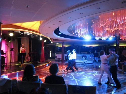 ダンスの好きな方には、最高の場所です。