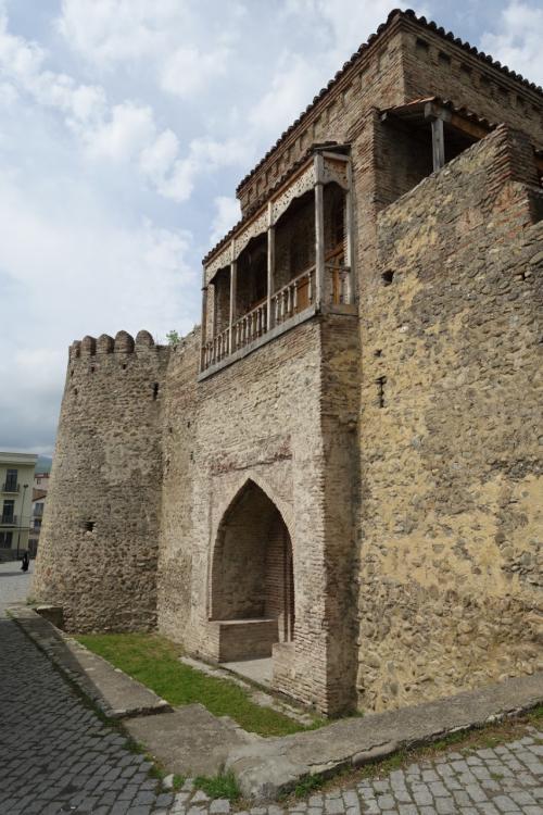 テラヴィ要塞。