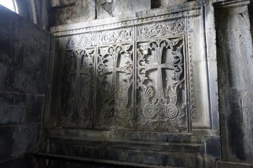 ガヴィットの壁のハチュカル。