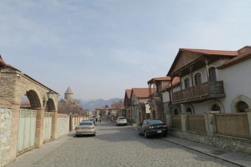スヴェティツホ・・・大聖堂とやらの近くの住宅街です。綺麗でしたね!