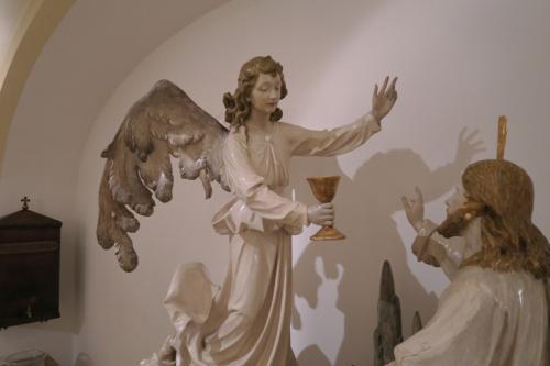 天使とキリスト?