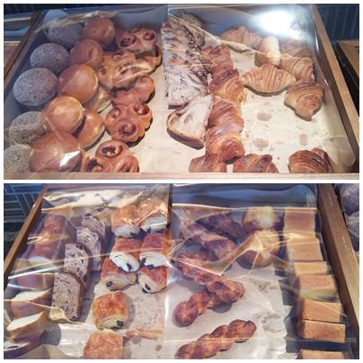 続いて朝食<br />パンは食べていないので味はわからないですが<br />一通りそろっています。
