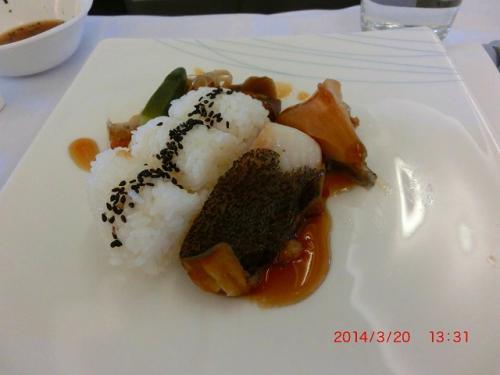 こちらは和食。