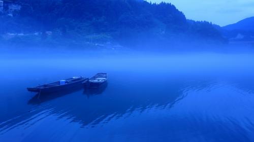霧幻峡<br /><br />次は舟が出ている時間に来よう。