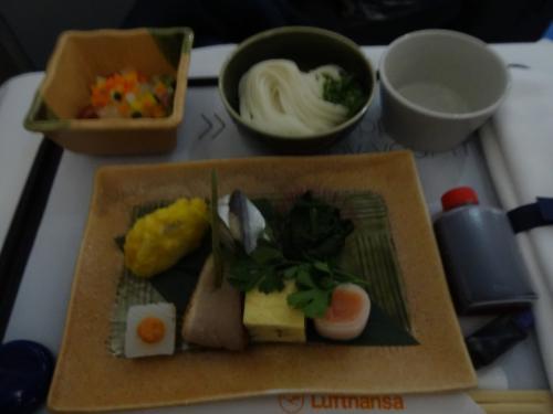 和食をチョイス。