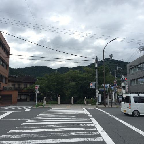 そして今朝6時半京都着。涼しくてトレラン日和。<br />実は一昨年も京都でトレランして、京都一周トレイル東山コースの伏見稲荷~銀閣寺まで走った。<br />今回は続きから。銀閣寺へ向かう。