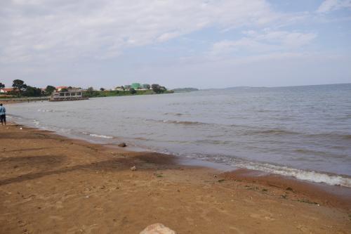 世界で3番目に大きい湖! この湖のお陰でウガンダは気候も良く緑も多い 過ごしやすい国になっているとか!!