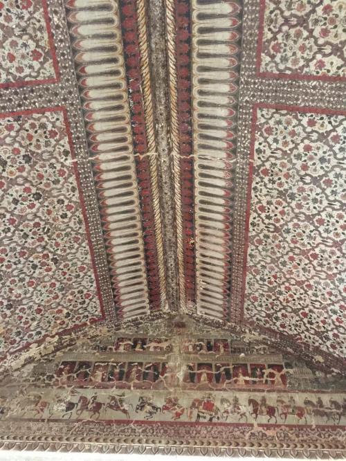 ラージマハルの天井