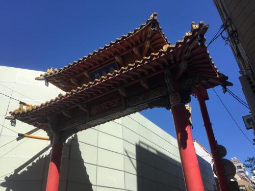 ここから2日目<br /><br />岐阜から神戸に移動。<br />南京町です。