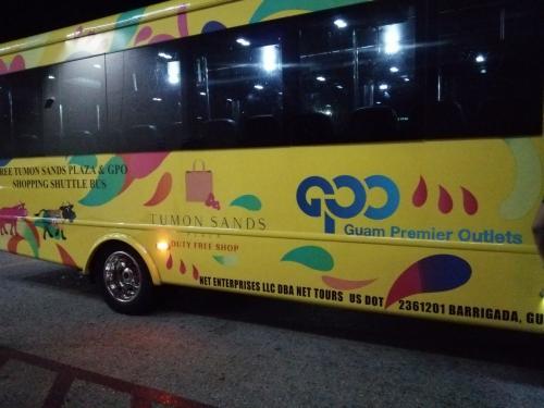 バスもピッカピカで乗ってる人も少なかったので多分最近出来たのかな?!
