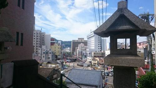 今回は丸山の方に散策<br />中華街から階段上ったところの風景