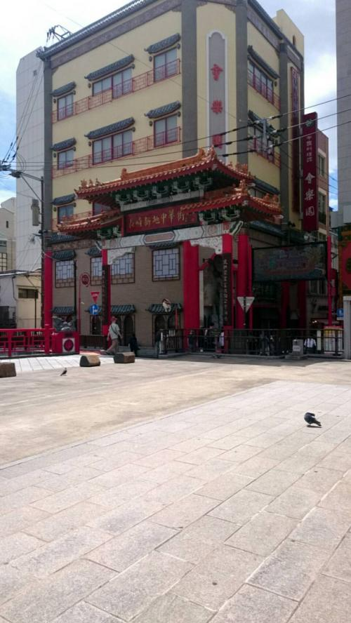長崎に昼前に到着<br />毎回来たら昼は長崎っぽいものが食べたいと思うので即中華街へ<br />極力長崎は徒歩移動を心がける<br />