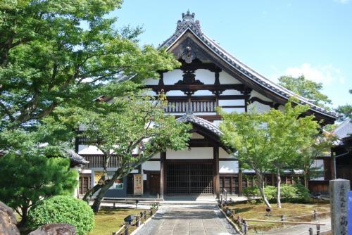 次は高台寺に行きました。
