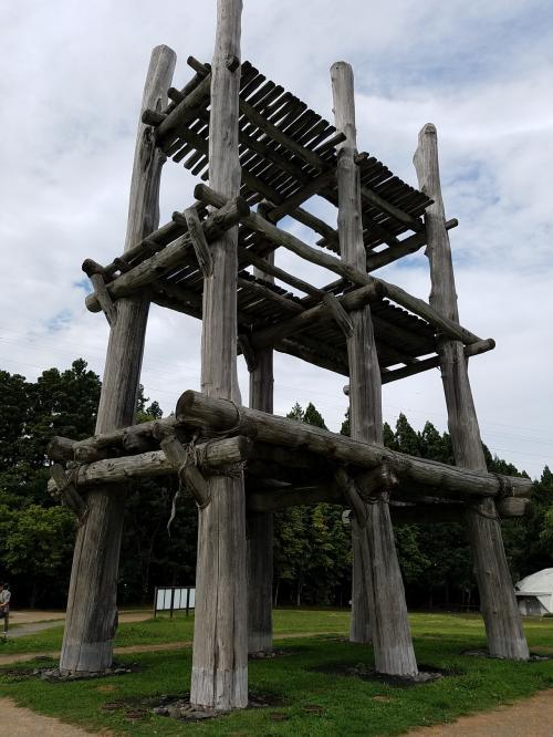 教科書で見たことあったけど、想像以上に巨大。<br />昔の人は重機もなくどうやってこんなの建てたんだろう。すごい。