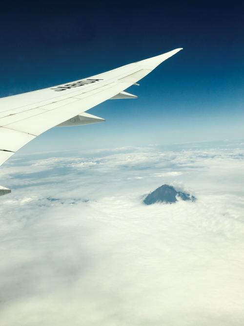 夏の富士山🗻富士山はつまらないね~