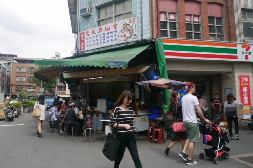 ここもエビの揚げ物で有名な店らしい<br /><br />いってないけど