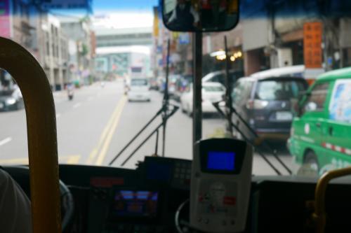 無事バスに乗車
