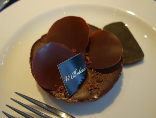 こっちも。チョコレートベース。