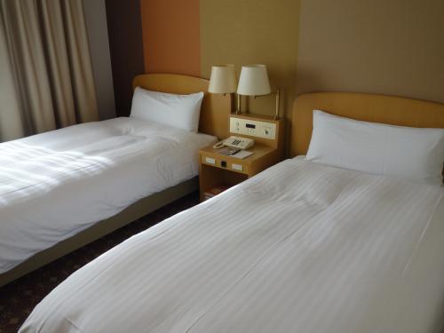 大阪から第二京阪を走ると、京都はあっという間です。<br />さっそくチェックインします。<br />このホテルは大きなホテル。お姉さんが部屋まで案内してくれます。