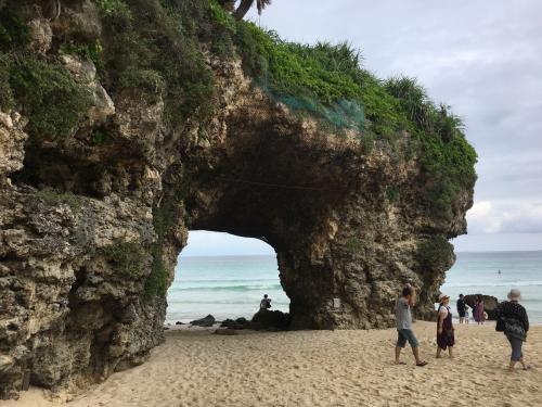 砂山ビーチ名物