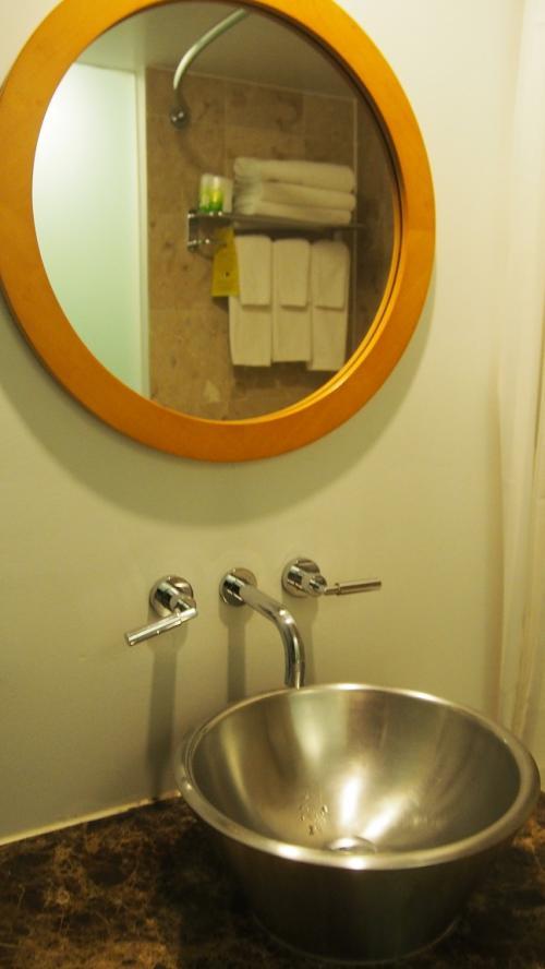 洗面所です。清潔なので〇。