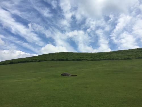 山というか丘のような若草山。<br />何と私は10mも登れないのです。そんな体になってしまったのか、ショック。<br />まだドロミテの山を登りたいのに~<br />