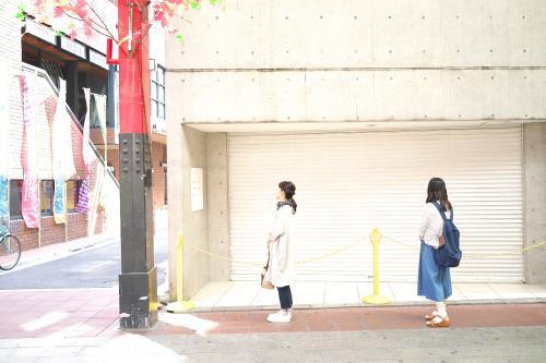 午前11時の開店前に到着。<br />一番乗りでした(笑)