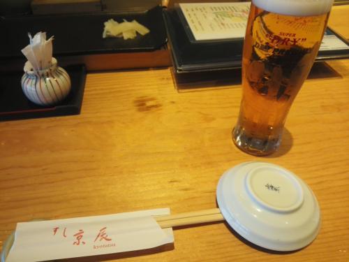 日本を離れる前に、寿司♪(ゝω∂)